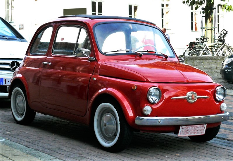 fiat 500 d oldtimer 1964 retrocars. Black Bedroom Furniture Sets. Home Design Ideas